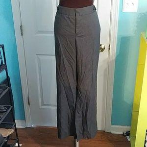 Mossimo Size 16 Pinstriped Dress Pants